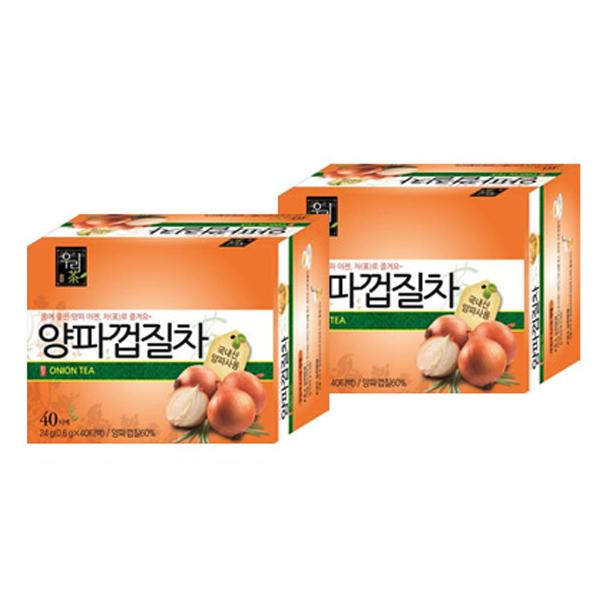 송원식품 [송원식품] 양파껍질차 40T+40T, 단품