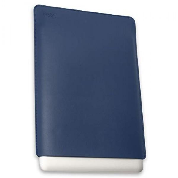 VM MacBook Pro 16 슬리브 케이스 가죽 11/12/13/15/16 가벼운 얇은 피부 가죽 맥북 프로 16 인치 슬리브 케이스 정품