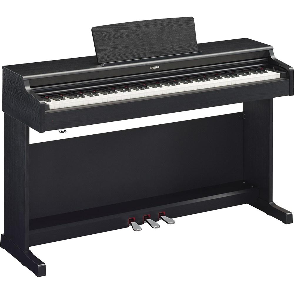 야마하 Yamaha YDP-164 디지털피아노, 블랙