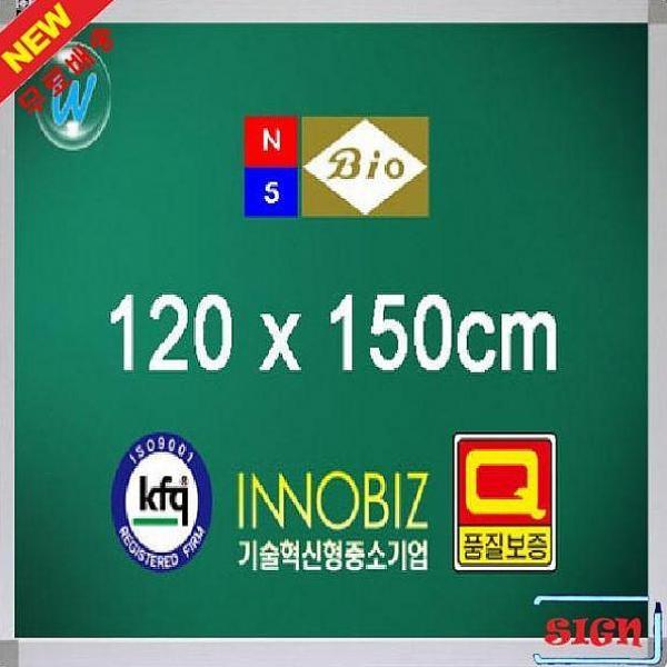 금풍상사 금강 알루미늄 자석 워터보드 120x150 블랙 칼라보드 게시판