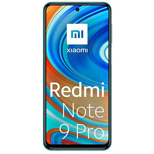 [독일] Redmi Note 9 Pro 128gb Green, 단일상품, 단일상품