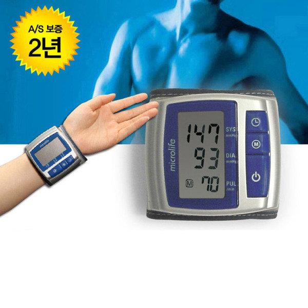 [마이크로라이프] 마이크로 라이프 자동전자혈압계 손목형 BP3BL1-3 /혈압측정기, 상세 설명 참조
