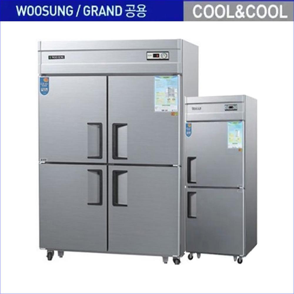 WOOSUNG 직냉식 업소용냉장고 냉동고 45박스 25 30 메탈, 25박스 냉동냉장고 WS-632RF
