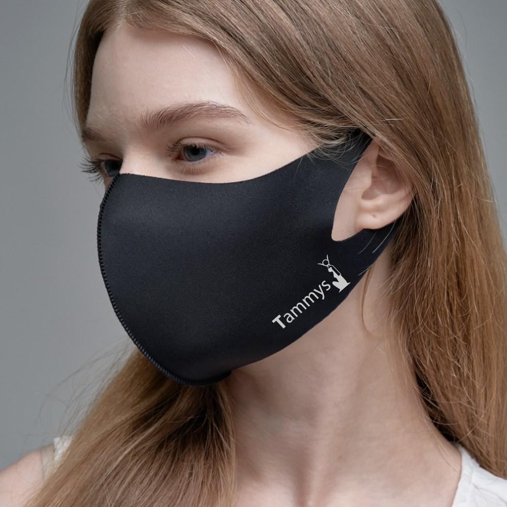 태미스 1+1 여성용 3D 연예인 패션 새부리형 비말차단 항균 UV 마스크 마스크스트랩 2개 증정, 1box, 1매