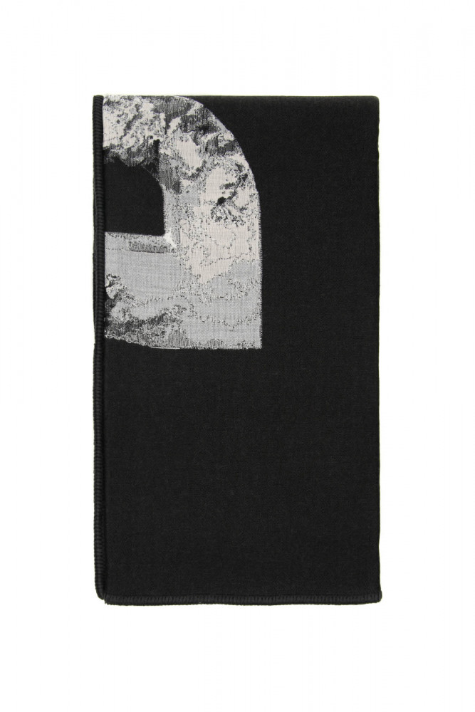 [DIOR] 남성 Scarves 모자 장갑 daniel arsham 로고 격자무늬 맥시 스카프 02Z0002A0300 988