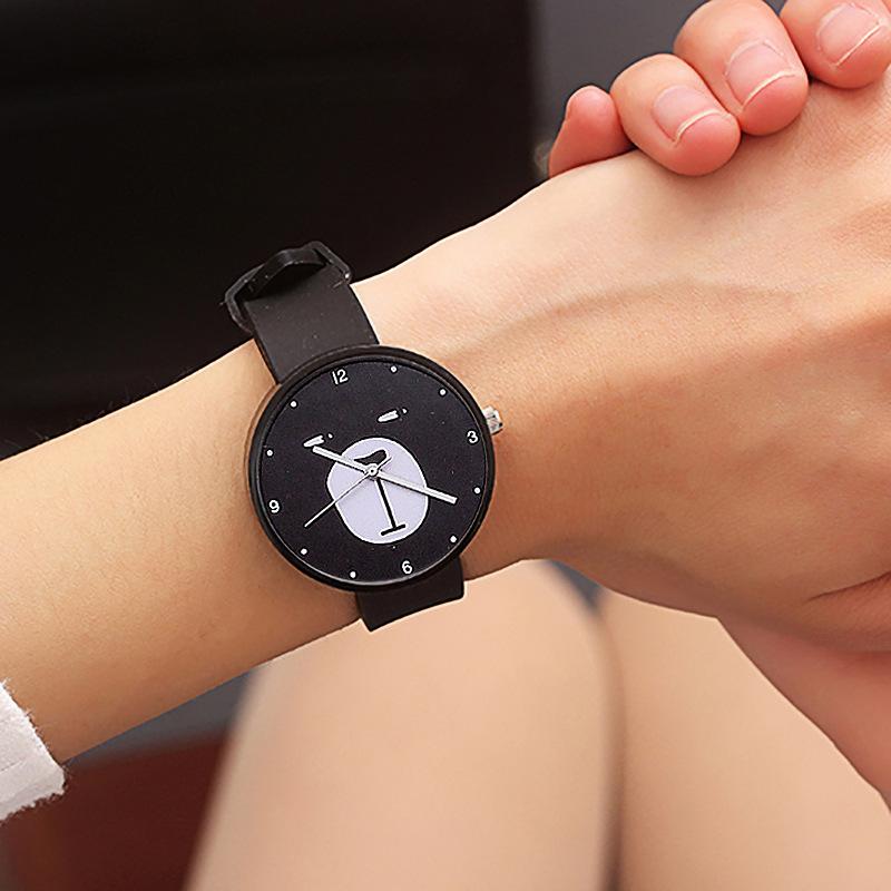 해외 곰돌이 유럽스타일 패션시계 소녀심쿵 손목시계 예쁜시계-20909