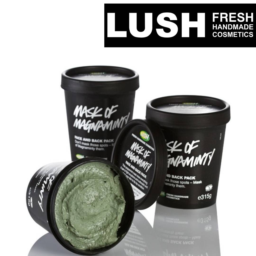 Lush 러쉬 마스크 오브 매그너민티 600g (대용량), 1개, 1개