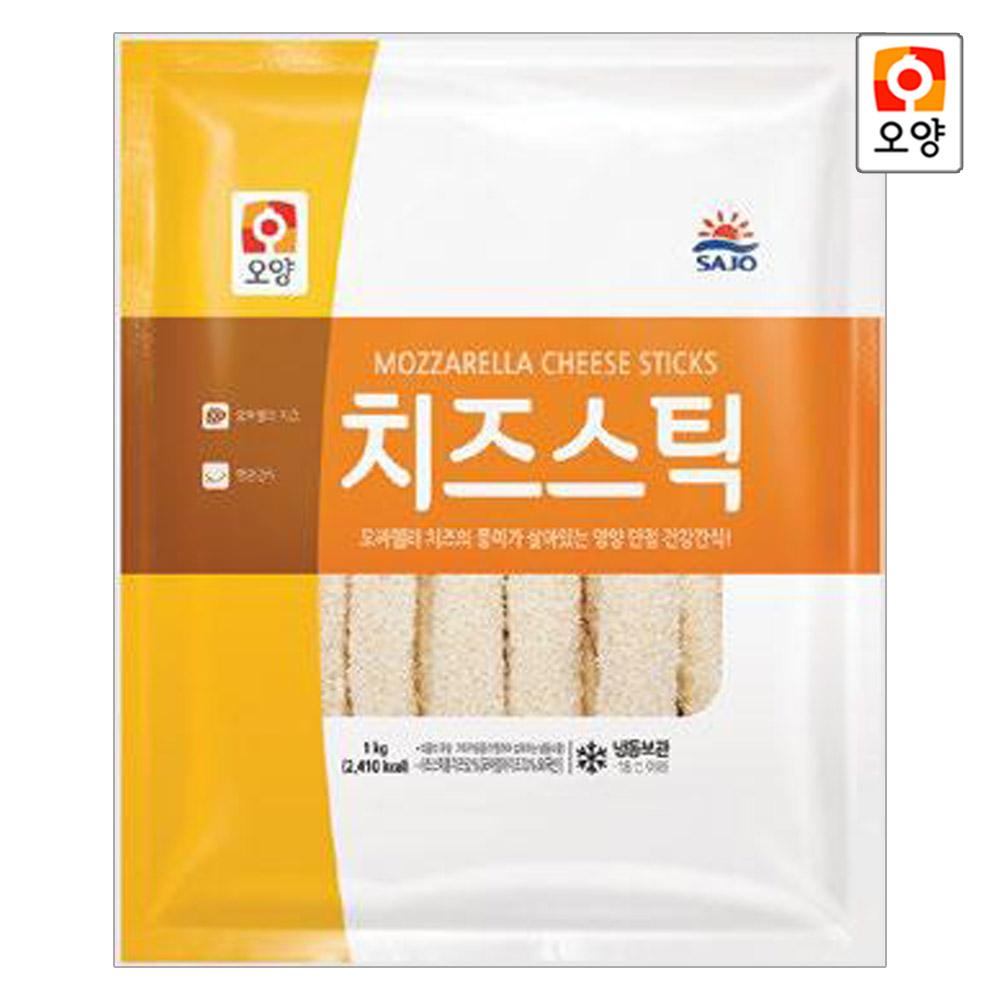 [퀴클리몰] 사조오양 치즈스틱 1kg, 1개, 1000g