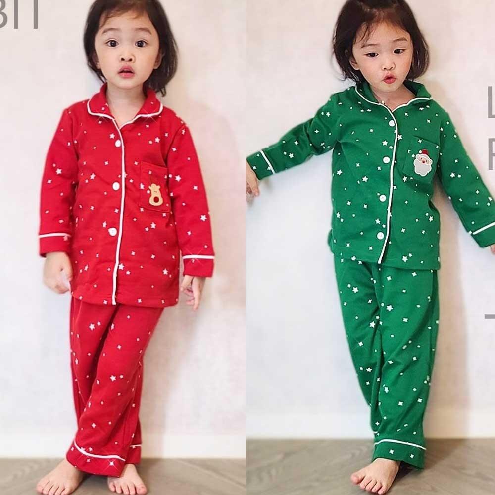 상상 유아잠옷세트 아동잠옷세트 크리스마스잠옷