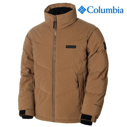 컬럼비아 남성 클레도 스트림 다운 자켓 베이지 C14YM3096 C14YM3096257