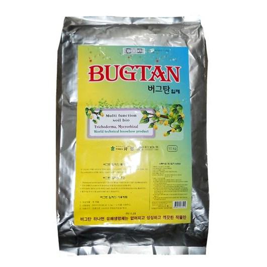 유일 버그탄 10kg 친환경 토양살충제 유기농 충해관리 고자리파리 지네 굼벵이 입제