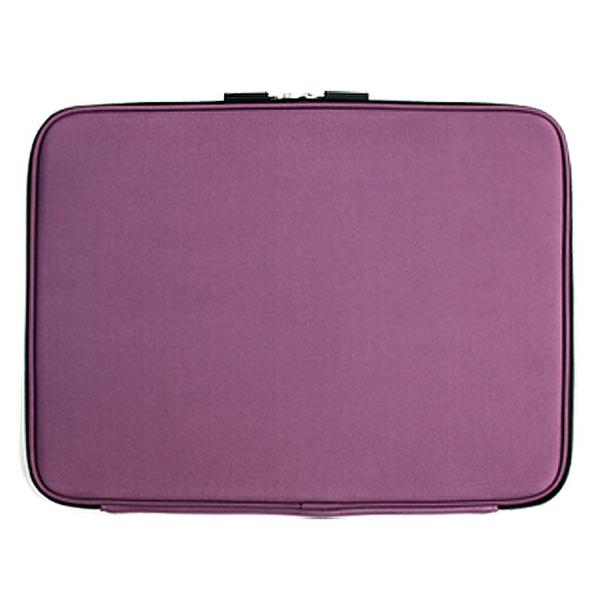 바리에 2020 NEW LG그램 17인치 노트북 파우치 가방, 퍼플
