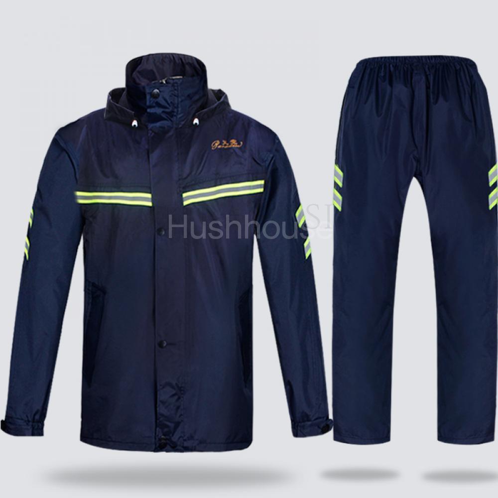 MW 4 예쁜 레인 코트 자켓 우비 비옷 세트 배달 택배 15 BMvhowu