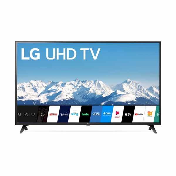 LG 55인치 TV 티비 4K UHD 벽걸이 스탠드 55UN6900, 매장수령, 스탠드형