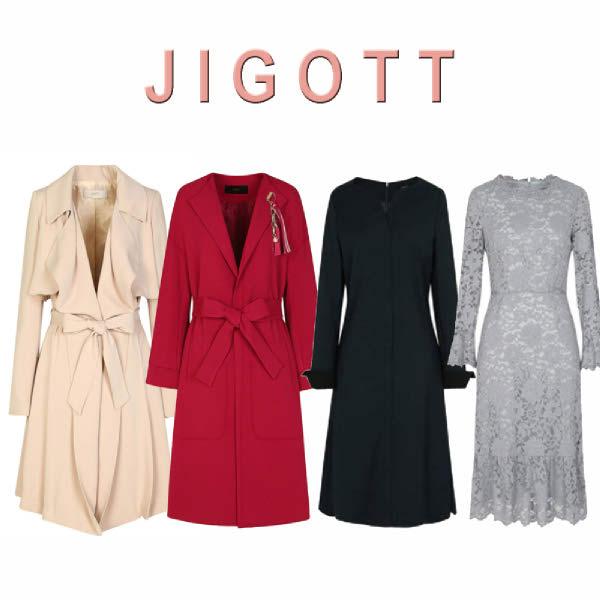 [현대백화점]지고트 트렌치코트 트렌치자켓 플레어원피스 JI3E0TC03외 5종 택1