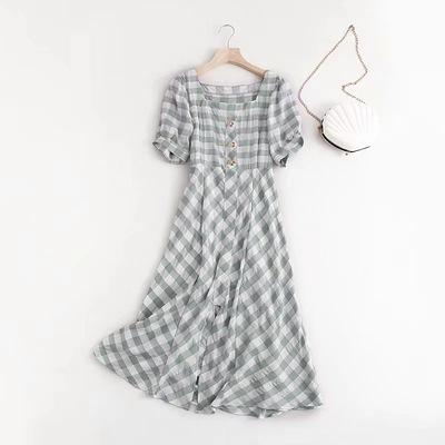 가을 드레스 그레이 원피스