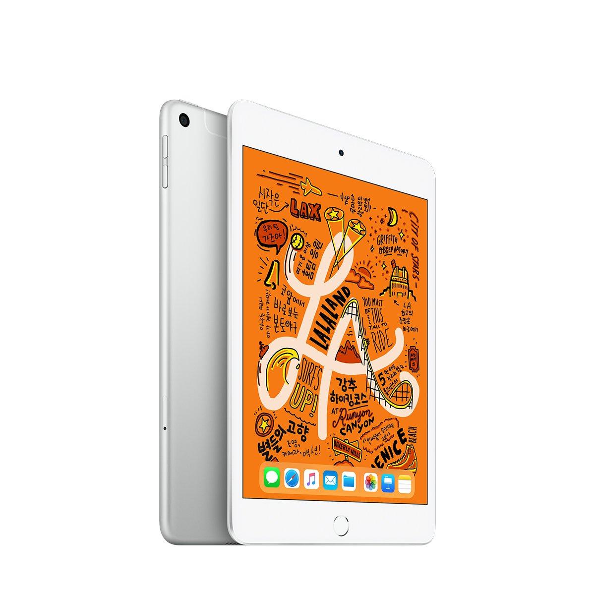 iPad mini5세대 64GB 실버 셀룰러MUX62KH/A, 단일상품
