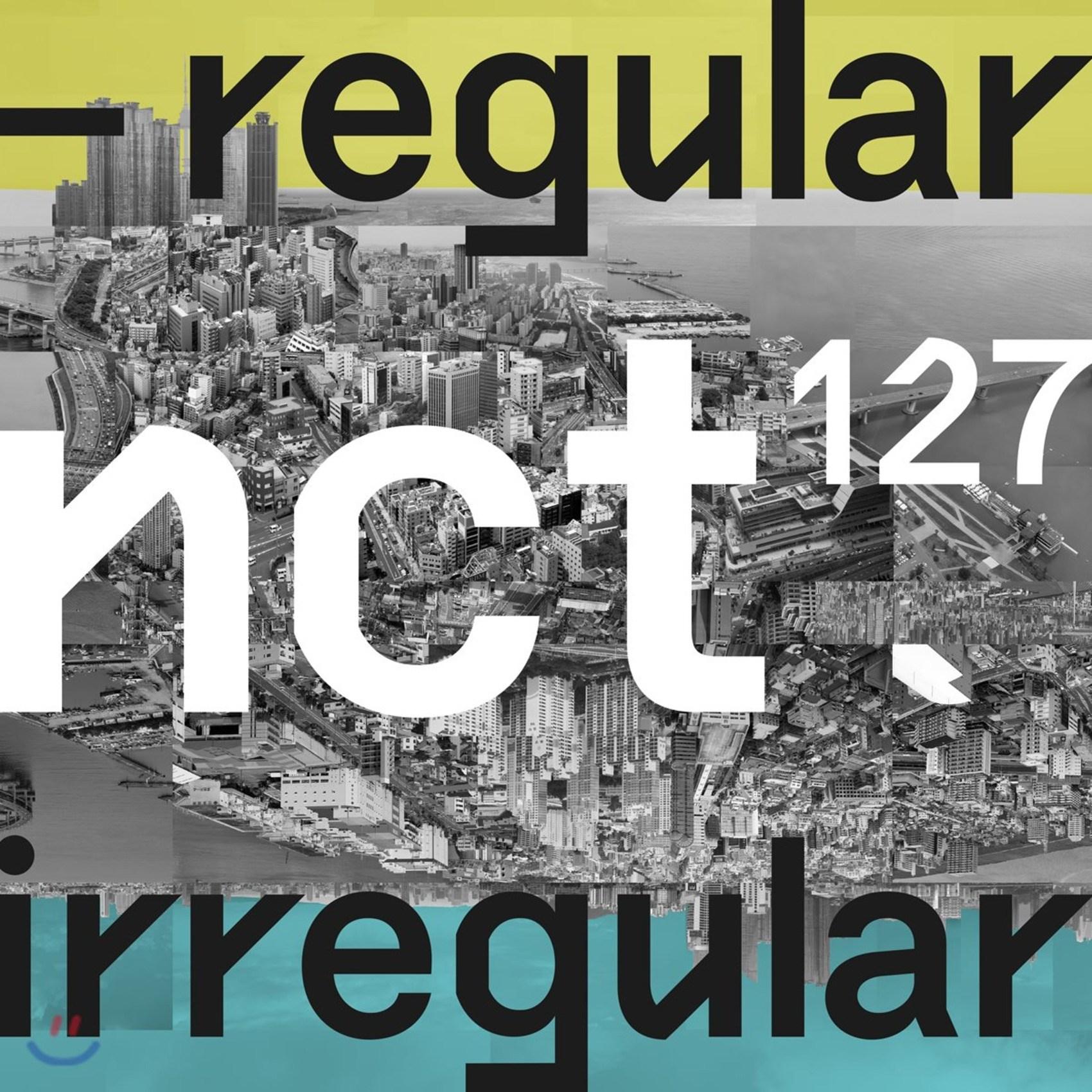 엔시티 127 (NCT 127) 1집 - NCT #127 Regular-Irregular [앨범커버 Regular 또는 Irregular 버전 랜덤 발송] ...