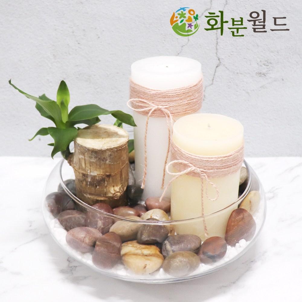 화분월드 우화석(강자갈) 대포장, 우화석(검정)(20kg)