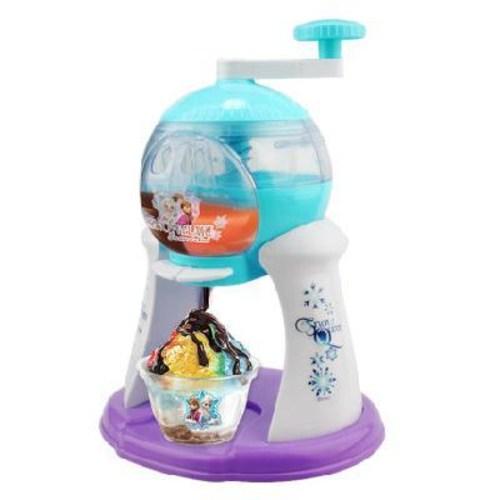 가정용 아이스크림 제조기 디즈니 주스 빙수 어린이 빙수기 아이스크림 기계 가정용 장난감 5-10세 선물, 오류 발생시 문의 ( 아케미나 )