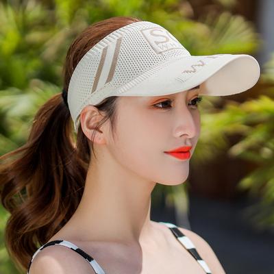 날라리언니 2233 스포츠태양썬캡 썬캡 등산모자 여성모자 골프모자 햇빛가리개 자외선모자 야구모자