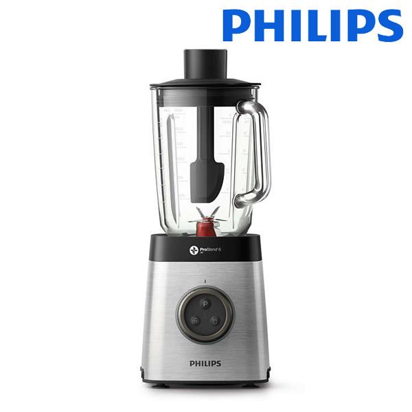 필립스 아방세 컬렉션 2L 프로 블렌드6 3D 초고속 믹서기 HR3652 분쇄기능/얼음분쇄/스무디/주서기, 단품없음