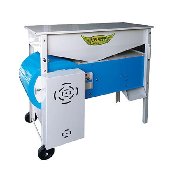 금성산업 풍구 GS-110 들깨겸용 국산 2중폴리 곡물 참깨 곡물선별기