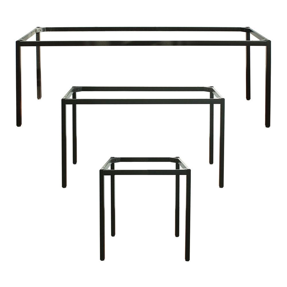 파미 조립식 아이언 테이블다리 책상 식탁 가구다리 가구부속자재, W590*D590