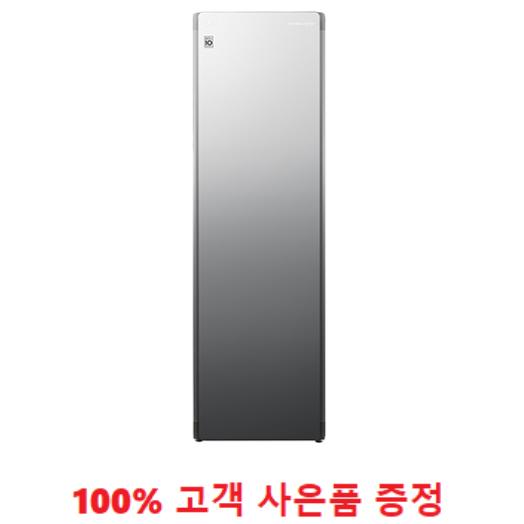 사은품 증정/LG 트롬 스타일러 블랙 틴트 미러 (대용량) (S5MB) 1666-4175