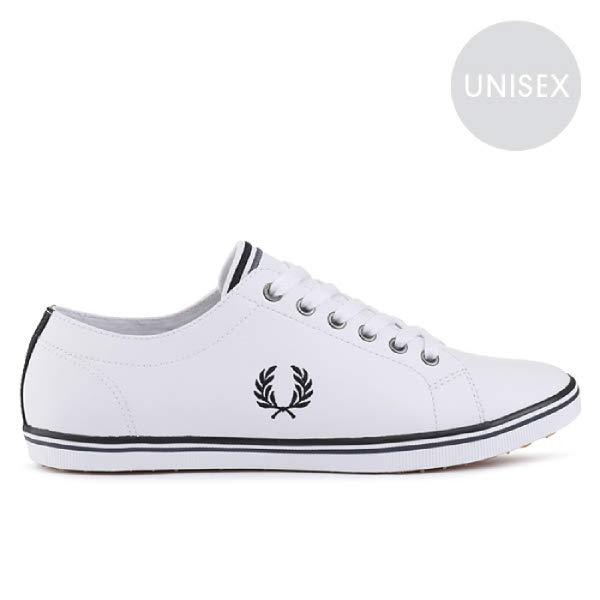[현대백화점]프레드페리 신발 남녀공용 스니커즈 SFPU1916237-A38 Kingston Leather 킹스턴