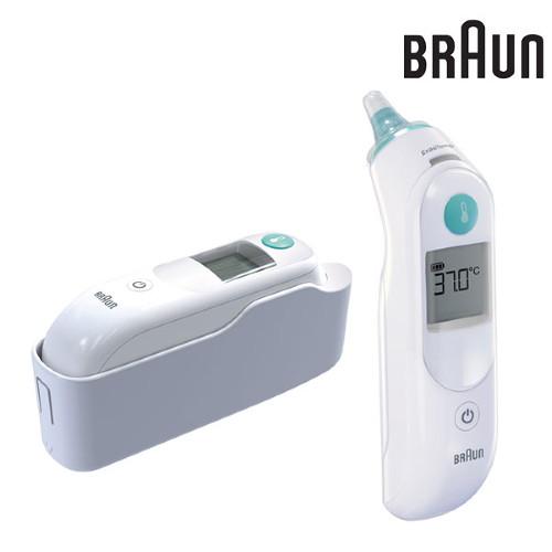 브라운 써모스캔 귀체온계 IRT-6030 (총 필터 21개), 단품없음