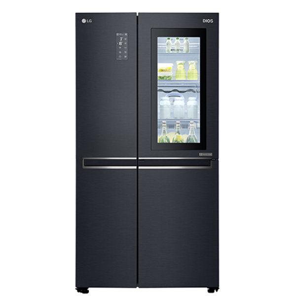 [LG전자] DIOS 매직스페이스 냉장고 S631MC75Q / 636L, 상세 설명 참조