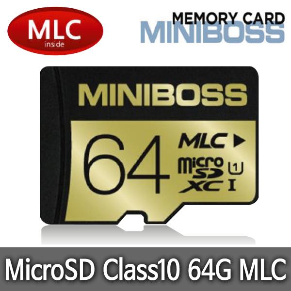 트랜센드 DrivePro Body10B 바디캠 호환 MLC타입 MicroSD 64G 메모리카드, MicroSDXC 64G Class10 MLC타입-22-5423335735