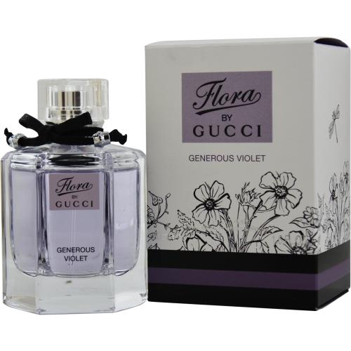[추천]  구찌 Gucci Flora Generous Violet Edt Spray 1.6 Oz for Women(관세포함), 50ml 할인!!
