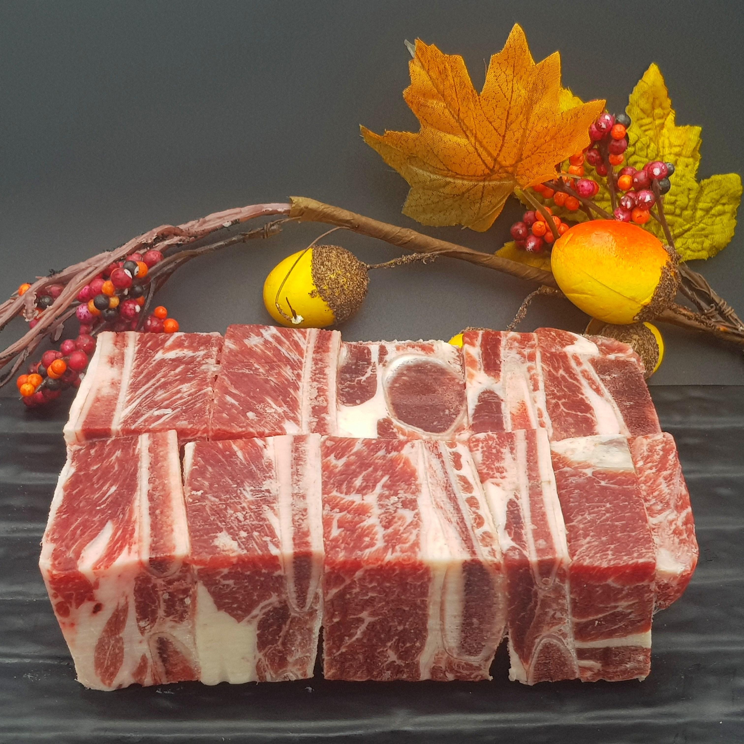 고기좀먹고살자 미국산 찜갈비 [ 냉동육 ], 1세트, 1.6kg