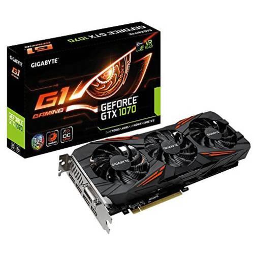 Visit the Gigabyte Store Gigabyte GeForce GTX 1070 G1 Gaming Video/Gra, 상세내용참조