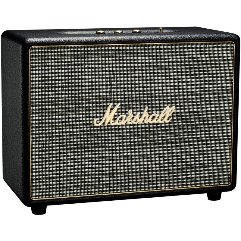 Marshall Woburn 블루투스 스피커 검은 색 (4090963), 단일상품, 단일상품