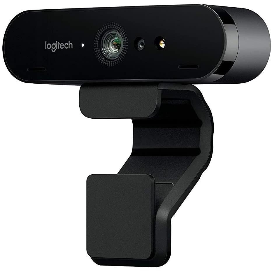 로지텍 BRIO 4K UHD 웹캠