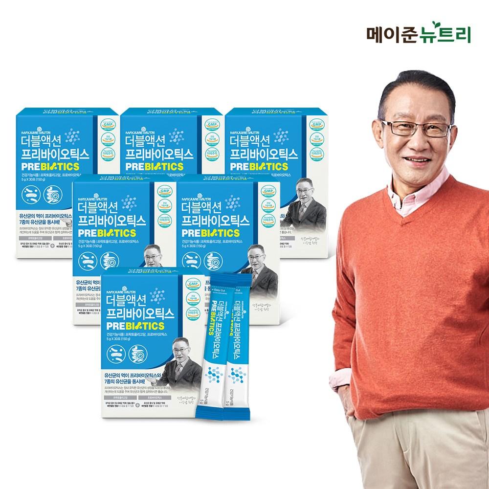 메이준뉴트리 이승남 원장의 더블액션 프리바이오틱스, 6박스