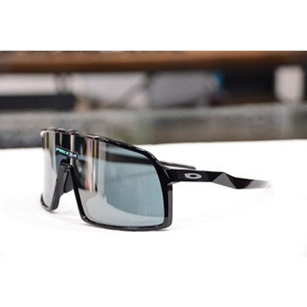 오클리 OO9406A 02 수트로 아시안핏 프리즘 블랙 선글라스