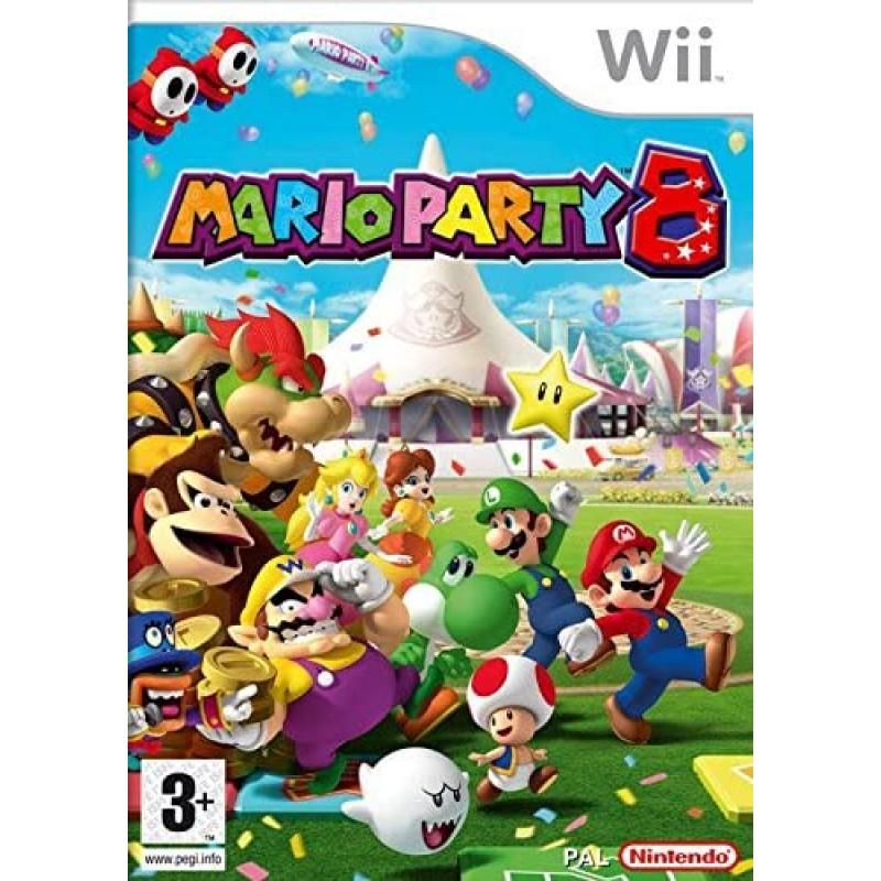 닌텐도 선택: 마리오 파티 8 - 프랑스 게임, 단일상품