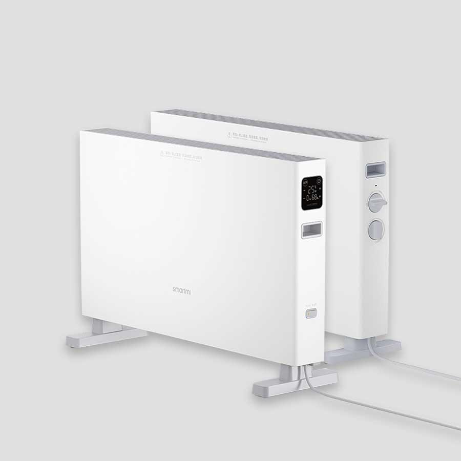 도하마켓 샤오미 전기히터 전기난로 1S/ 2020년 스마트버전 라디에이터 온풍기, 기본형 다이얼식 (앱연동 불가)