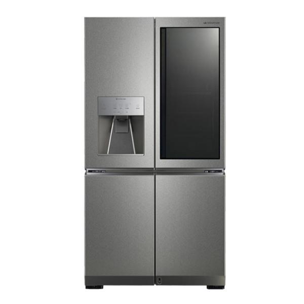 [LG전자] J842ND79 노크온 매직스페이스 4도어 양문형 냉장고 840L, 상세 설명 참조