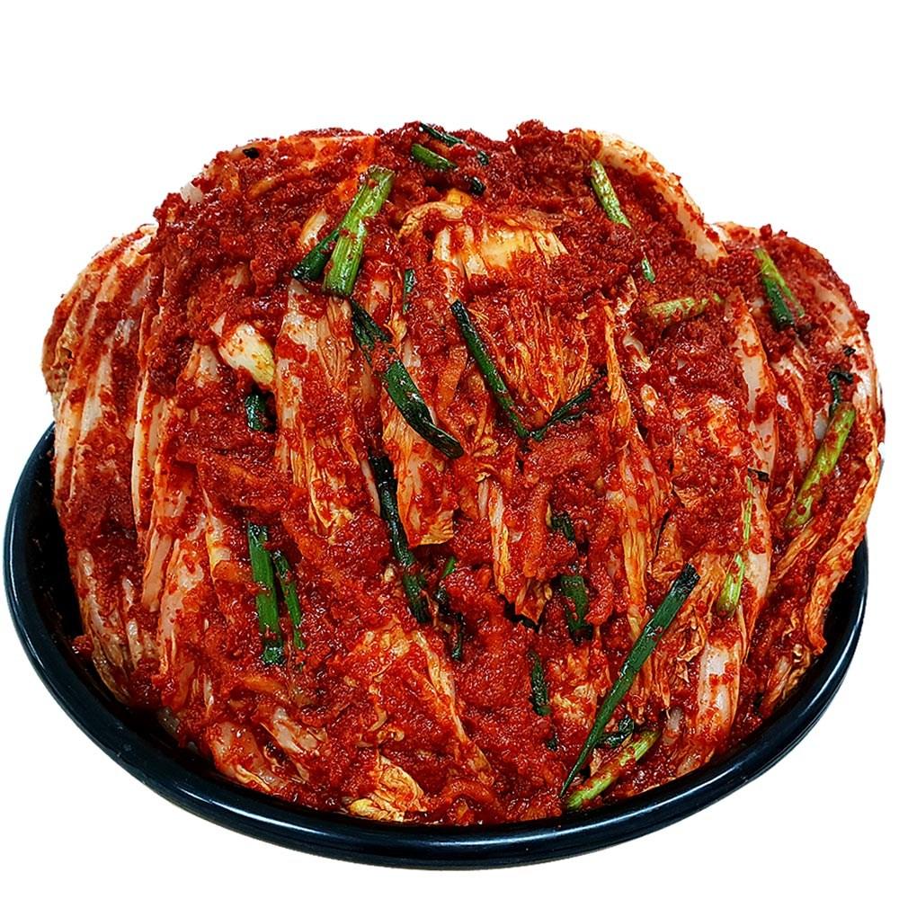 한상궁김치 매운포기김치 1kg, 1개