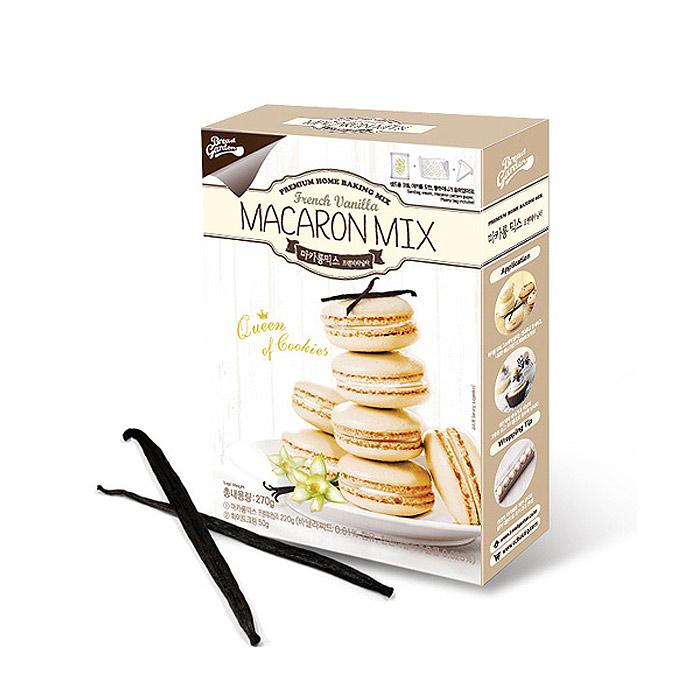 [브레드가든] 홈베이킹믹스 만들기세트 (마카롱 초코스틱 머핀 빼빼로 쿠키), 05.당근케이크만들기(DIY)
