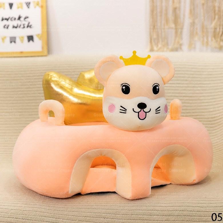 굿데이 컴퍼니 다용도 사랑스럽다 발편한 아기 등받이 의자 식탁 가정용 스툴 sY04, 05