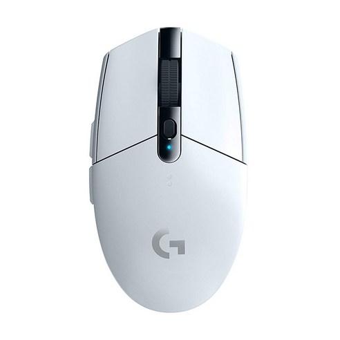 로지텍 G304 게이밍 무선 마우스, 화이트색상, 로지택G304