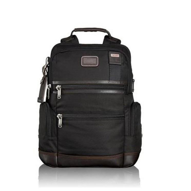 투미 TUMI 222681 블랙 블루색 남성 대용량 나일론 백팩 여행 출장 비즈니스 백팩