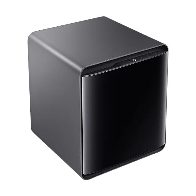 삼성전자 비스포크 큐브 미니 냉장고 25L 차콜 (POP 5790740597)