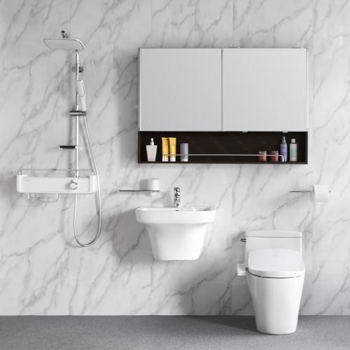 대림도비도스 욕실리모델링 부분시공상품-세미컬렉션, 1개